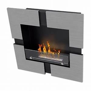 Cheminée Ethanol Bricorama : cheminee ethanol quattro wikao maison et design ~ Edinachiropracticcenter.com Idées de Décoration