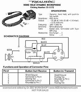 Sy 0077  Cb Radio Mic Wiring Kenwood Mc 60 Download Diagram