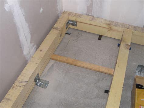 poser du carrelage dans un garage plancher bois isol 233 sur dalle b 233 ton 8 messages