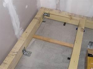 Plancher Bois Pas Cher : plancher bois isol sur dalle b ton 8 messages ~ Premium-room.com Idées de Décoration