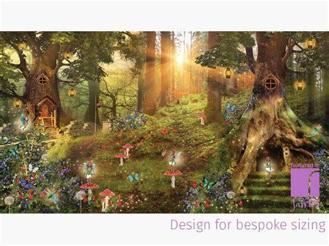 fairy wall mural fairy wallpaper    fairies
