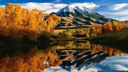 Mountains Wallpapers Range Nature Reflection Lake Wallpapersafari