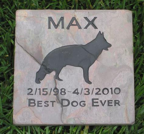 pet grave markers ideas  pinterest pet