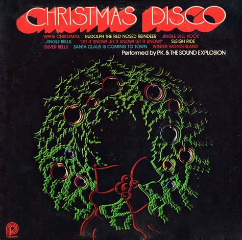 pk and the sound explosion christmas disco pickwick