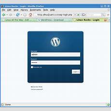 How To Install Wordpress On Lamp  Tech Stuff