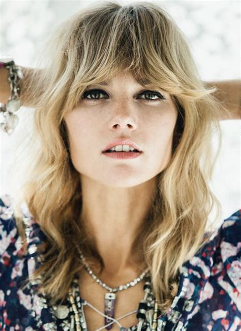 Types Of Bangs Hairstyles And Which Ones For You #
