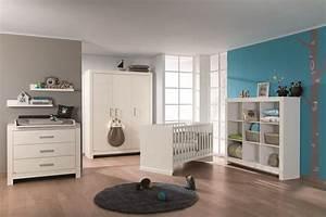 Kinderzimmer Für Babys : baby beckmann paidi kinderzimmer fiona wei ~ Bigdaddyawards.com Haus und Dekorationen