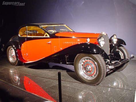 bugatti type 1932 bugatti type 50 coupé semi profilée supercars net