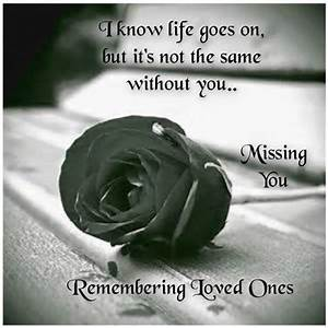 Remembering Lov... Remembering Husband Quotes
