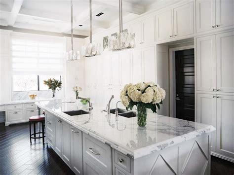 white kitchen with island country kitchen islands pictures ideas tips from hgtv