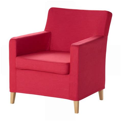 pink slipcover chair ikea karlstad chair slipcover armchair cover sivik pink