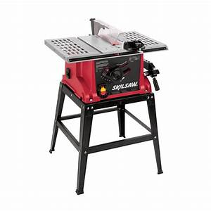 """Shop Skil 15-Amp 10"""" Table Saw at Lowes com"""