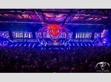 Best Events of 2015 Hardstyle Mag