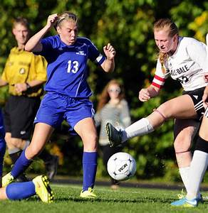 Hall-Dale girls soccer scores important victory - Central ...