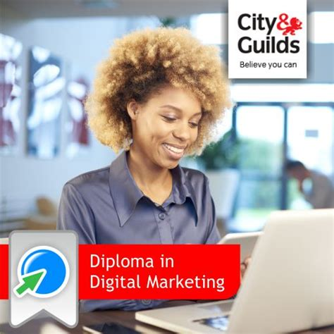 Accredited Digital Marketing Courses by City Guilds Level 3 Diploma In Digital Marketing