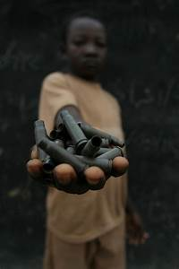 Demobilize child soldiers in the Central African Republic ...