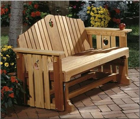 free plans for wooden patio furniture