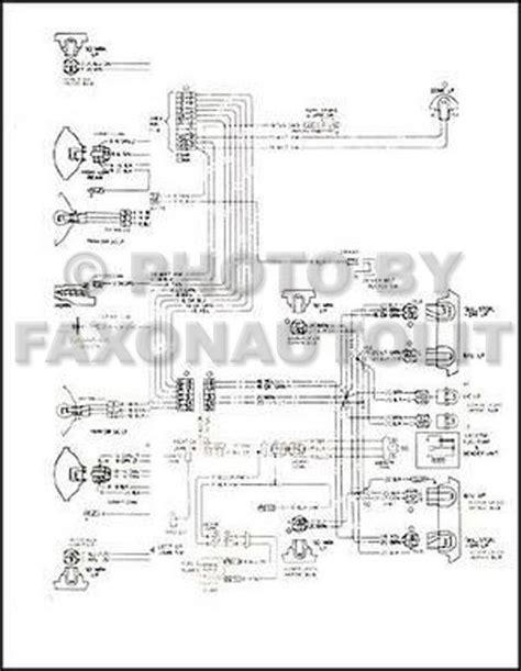 Chevy Camino Gmc Caballero Wiring Diagram
