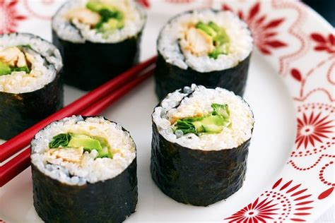 sushi rice recipe basic sushi rice