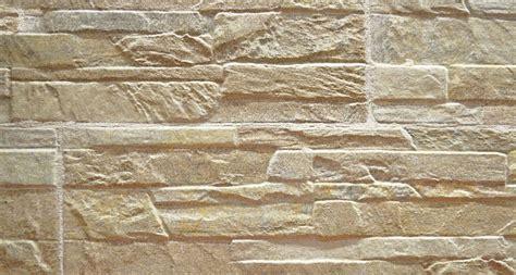 piastrelle finto muro placchette cervaro 16x42 cm beige pei3 gres porcellanato