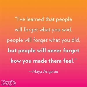 Maya Angelou Quotes About Life. QuotesGram
