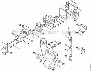 Stihl Fs 45 Carburetor Diagram