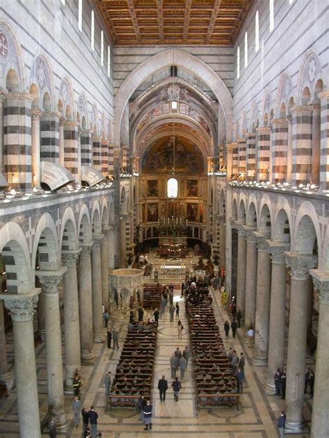 Torre Di Pisa Interno Pisa Duomo Interno Cerca Con Italy Pisa