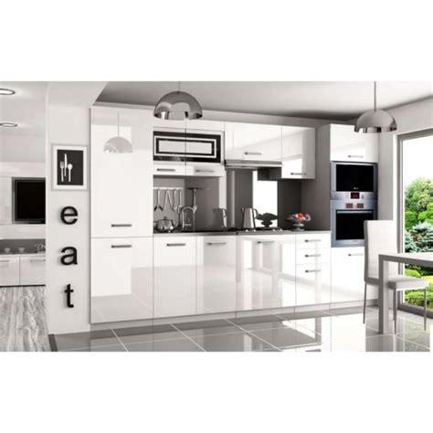 cuisine ixima cuisine equipee noir laque solutions pour la décoration