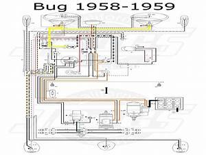 1973 Vw Beetle Fuse Box Diagram