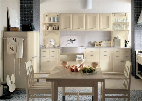 country style small kitchens galer 237 a de im 225 genes decoraci 243 n en color beige 6233
