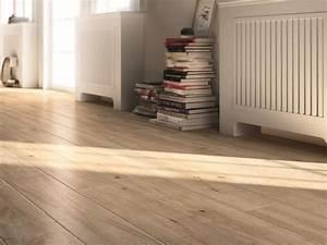 Pavimento in gres porcellanato effetto legno TREVERKEVER by MARAZZI