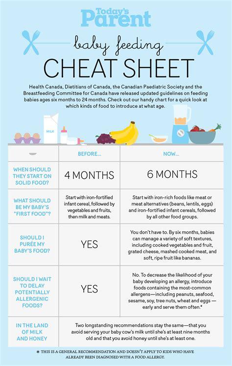 Introducing Baby Food To Infants Foodfashco