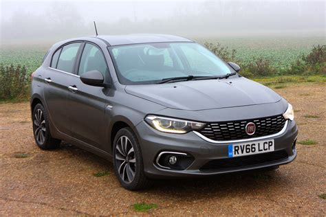 Fiat Tipo Hatchback Review 2018 Parkers