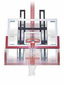 Basketball Backboard Height Adjusters – Home Court Hoops