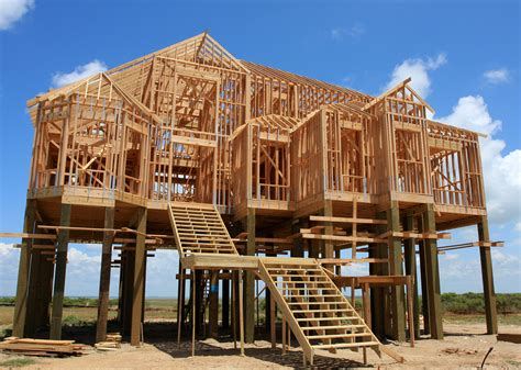 harmonious house on stilts designs stilt houses in greenwich conn foreshadow impact of new