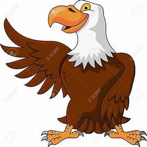 Cartoon Eagle Clipart – 101 Clip Art