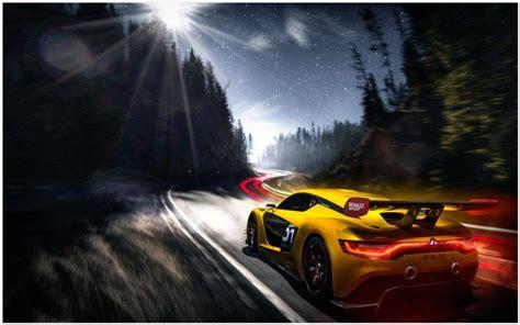 Renault Sport Car Wallpaper