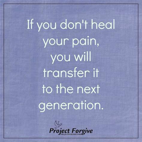 dont heal  pain tiny buddha