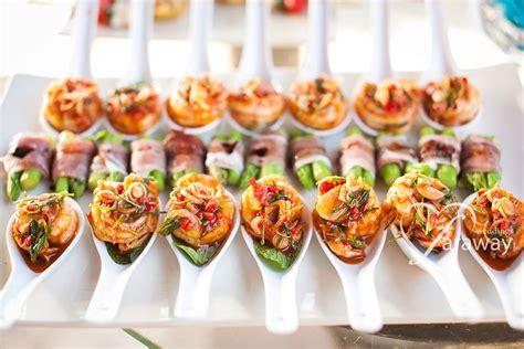 canape recipes senses working overtime wedding