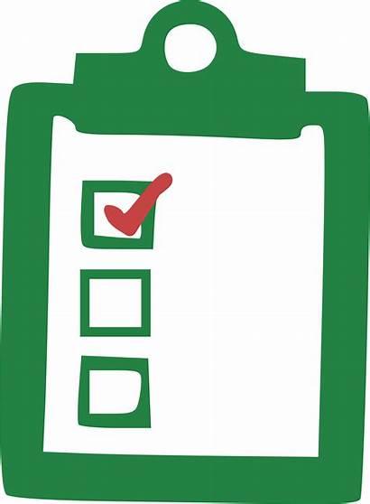 Checklist Clipart Check Icon Favicon Epa Openclipart
