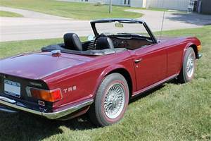 Triumph  1970  Tr6 For Sale
