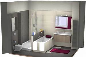 Idee Amenagement Salle De Bain Top Amnagement With Idee