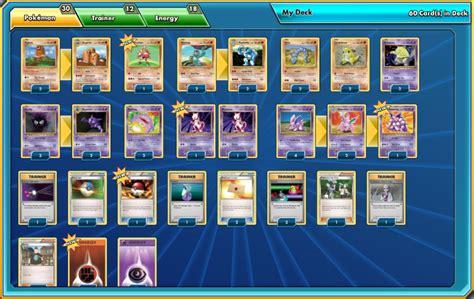 theme deck theme deck mewtwo xy evolutions tcgo hub