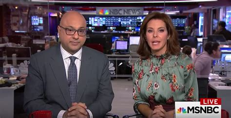 msnbc trump reporters business claims ruhle stephanie job email challenge hosts