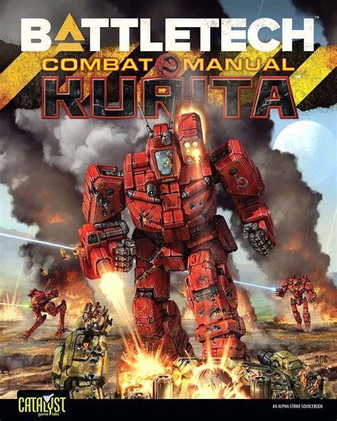 battletech combat manual kurita catalyst game labs