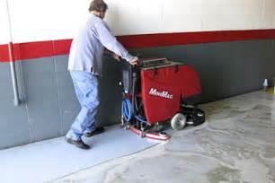 floor scrubbers minimag walk behind scrubber cleaning