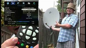 How To Setup  U0026 Scan Your Fta Free To Air Satellite System