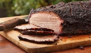 Slow Smoked Beef Brisket Recipe