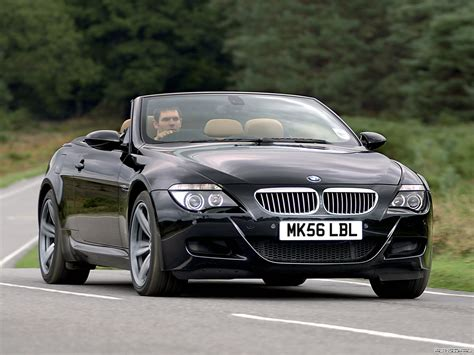 2005 Bmw M6 Convertible E64 Related Infomation