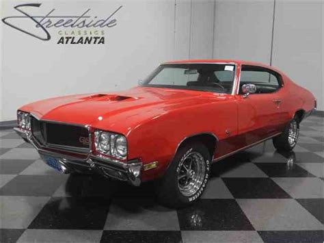 Buick Gs 455 For Sale by 1970 Buick Gs For Sale On Classiccars 7 Available